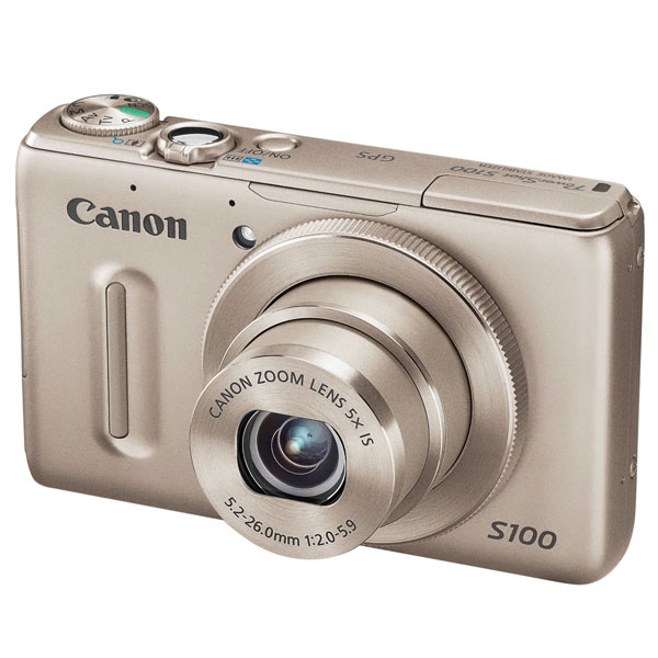 Canon-Digitalkamera-PowerShot-S-100-silber-12-Mega-Pixel-Neuware