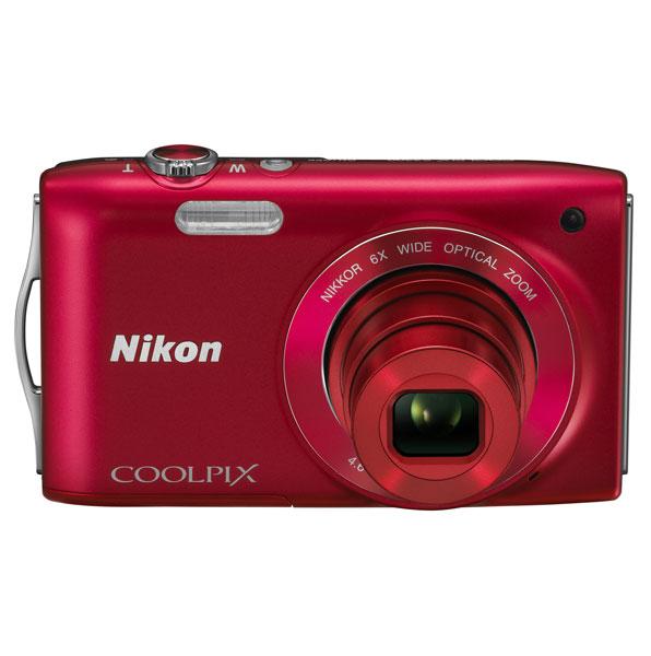 Nikon Coolpix S3200