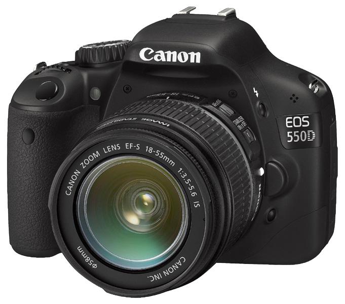 Canon-EOS-550-D-18-55-IS-Kit-Spiegelreflexkamera-Objektiv-Neu