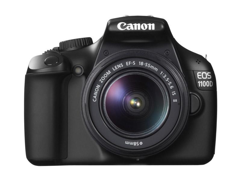 Canon-Spiegelreflexkamera-EOS-1100-D-inkl-EF-S18-55mm-IS-II-Objektiv-Neu