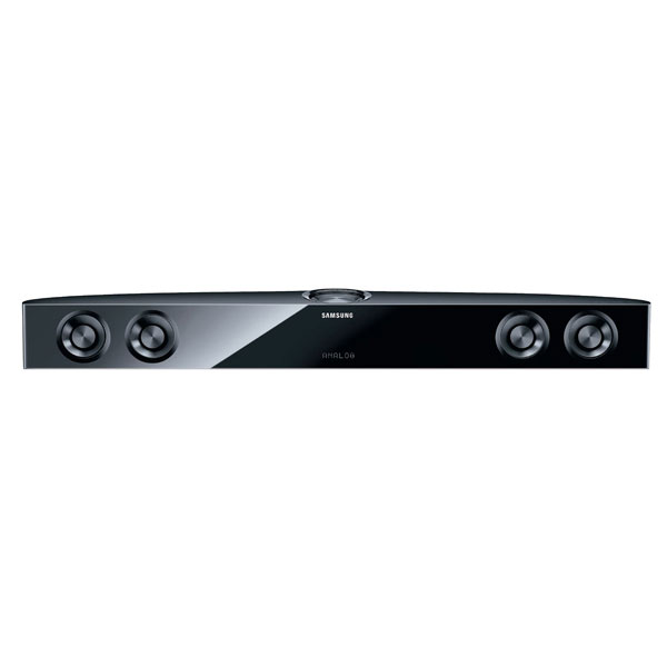 Samsung-Heimkinoanlage-Soundbar-HW-E-350-integrierter-Subwoofer-120Watt