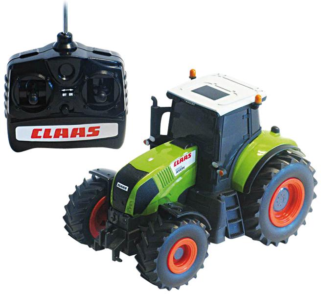 1301120230 [ebay Wow2] Ferngesteuerter Traktor: Claas Axion 850, 1:28 inkl. Versand 22€